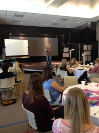 """Unlocking Your Potential"" Speaking Engagement"