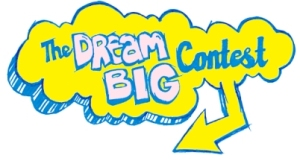 dream big contest graphic