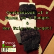 confessions of a woman on a budget